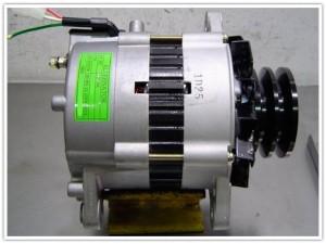 генератор на погрузчик, спецтехника
