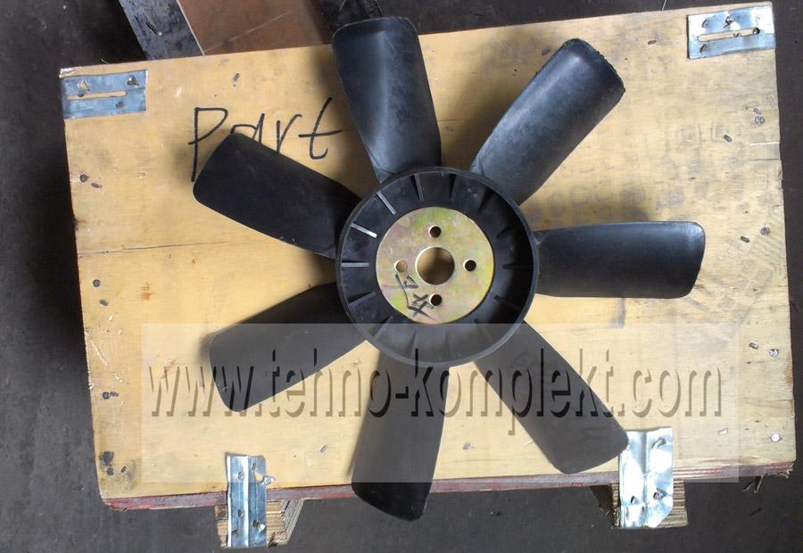 490B4-1100 вентилятор радиатора