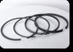 K1-2084-000 комплект поршневых колец STD (черная гильза NOM) на SW-680