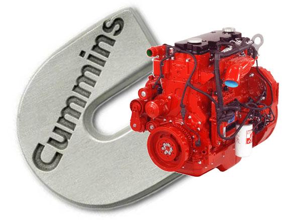 Запчасти на дизельный двигатель Cummins 4ISBe / 4QSBe