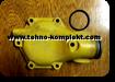 2W7433 / 7C1933 крышка маслорадиатора трансмиссии CAT D9 CAT 3412